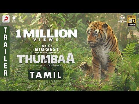 Thumbaa - Official Trailer Tamil   Darshan, Harish Ram LH   Anirudh, VivekMervin, SanthoshDhayanidhi