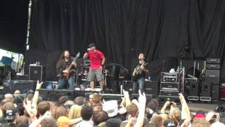 All That Remains Hold On feat Steven Starks LIVE @ 93X FEST