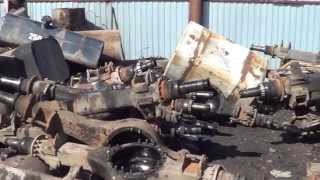 видео Запчасти на КАМАЗ 5320