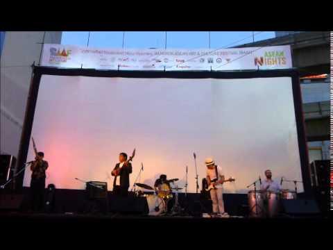 The Paradise Bangkok Molam International Band @ bacc