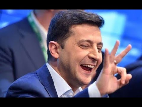 Comedian Wins Ukrainian Presidency: U.S Media Establishment Furious!!!