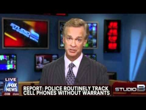 FOX NEWS - Cell Phone Tracking