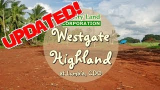 WESTGATE HIGHLAND at Lumbia by Liberty Land UPDATE! | ILoveCDOhomes