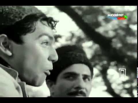 Gülağa Memmedov  Köhlen Atım Yenilmez batalyon filminden Teymurun mahnisi Musiqisi Cahangir Cahangir