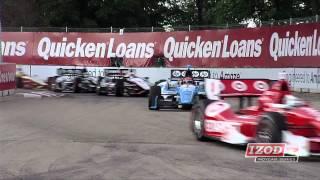 2012 Chevrolet Detroit Belle Isle Grand Prix Highlights