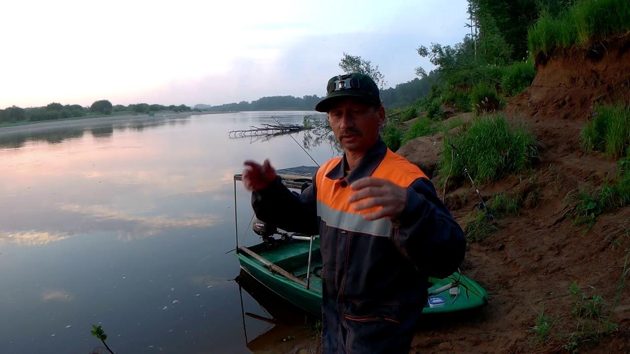 Супер рыбалка на Вятке