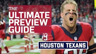 Houston Texans 2016 Team Preview (Infographic) | NFL
