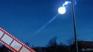 Учёные утверждают, шаровая молния - живое существо