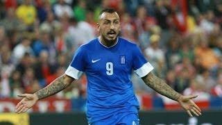 コンスタンティノス・ミトログル プレーまとめ オリンピアコス|Konstantinos Mitroglou  Goals & Skills & Assists  Olympiacos / Greece