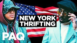 Thrifting in New York City | PAQ Ep #13 | A Show About Streetwear