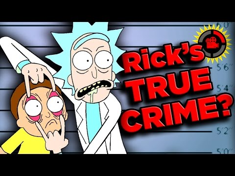 Film Theory: Rick's True Crime EXPOSED! (Rick and Morty)
