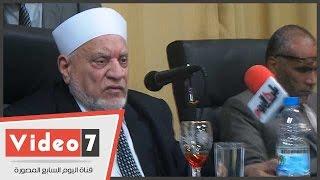 أحمد عمر هاشم : الرسول أول من احتفل بميلاده وليس بدعة والبخارى كله صحيح