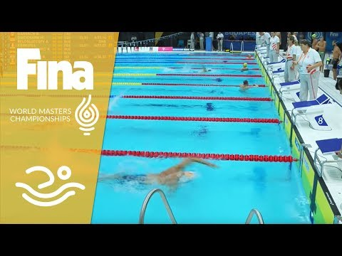 RE-LIVE - Swimming Day 7: Duna Arena Pool B | FINA World Masters Championships 2017 - Budapest