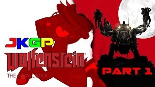 JKGP - PC - Wolfenstein The New Order - part 1 (English)
