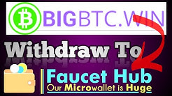 BITCOIN Earning With Proof Of Withdraw | BITCOIN Faucet | 100% Legit | No Scam