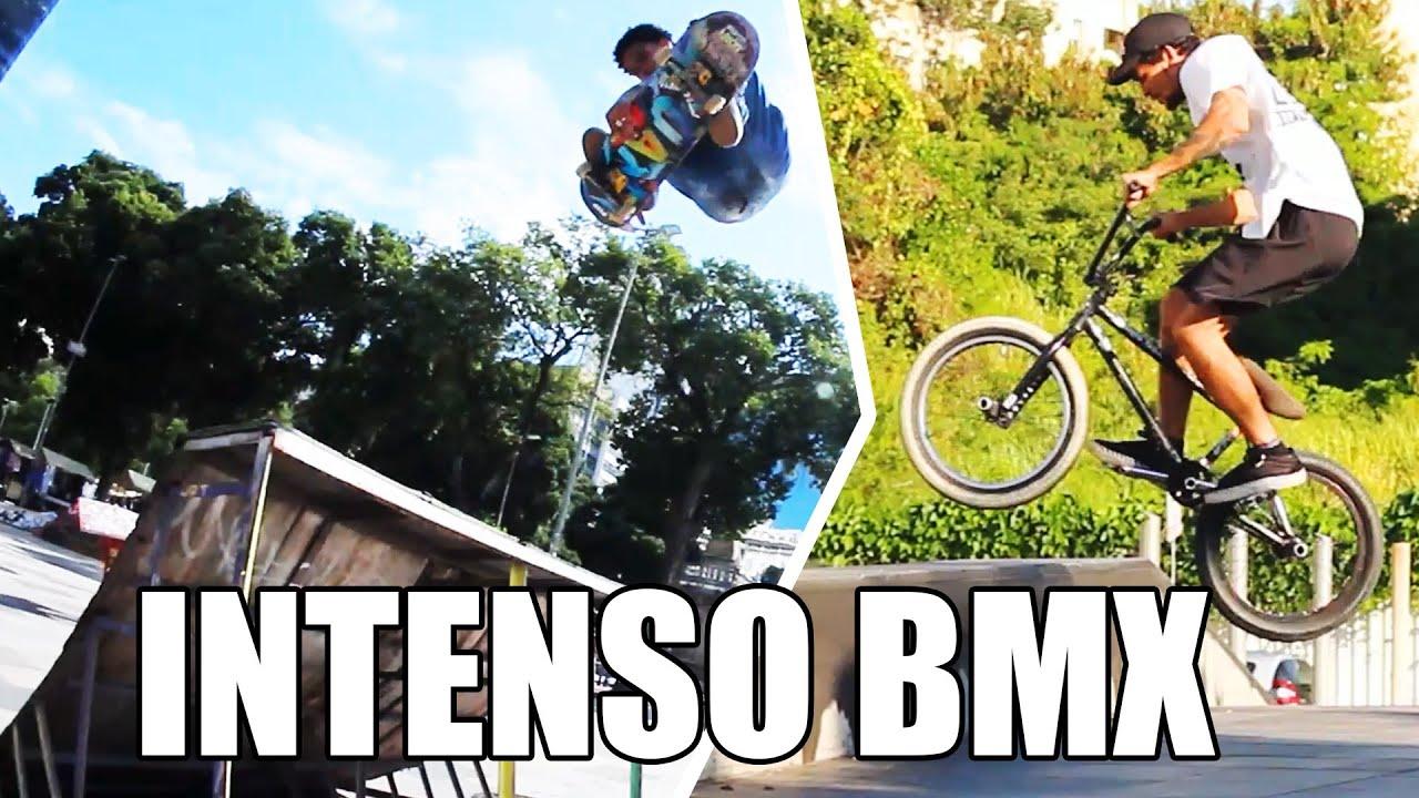 IMPORTÂNCIA DO ESPORTE (BMX FREESTYLE)
