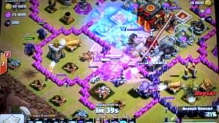 Clash of Clans War Eagles Robert832 War Raid