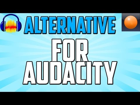 Alternative For Audacity [Voice Recorder]