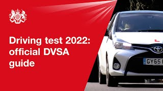 Driving test 2019: official DVSA guide