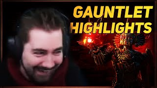 I ALMOST DIED 20 TIMES! - Ziząran Gauntlet Highlights