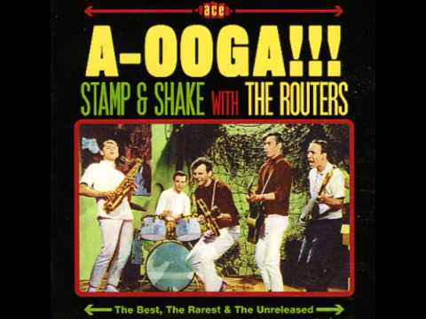 The Routers - A-Ooga - Michael Z. Gordon