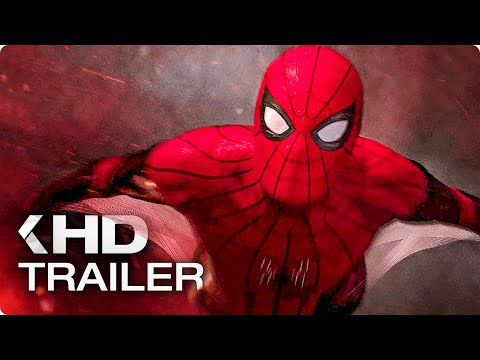 SPIDER-MAN: Far From Home Trailer 2 German Deutsch (2019)
