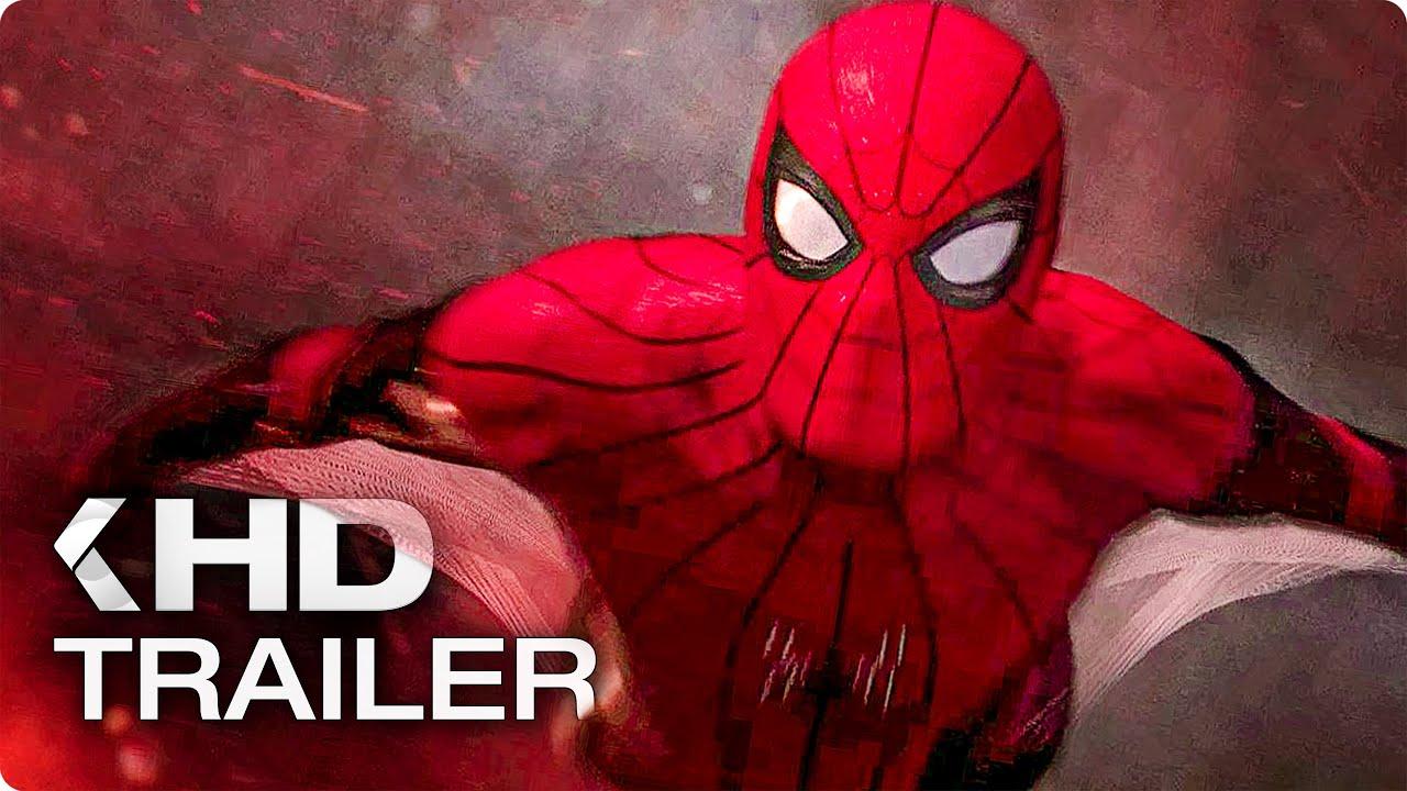 Download SPIDER-MAN: Far From Home Trailer 2 German Deutsch (2019)