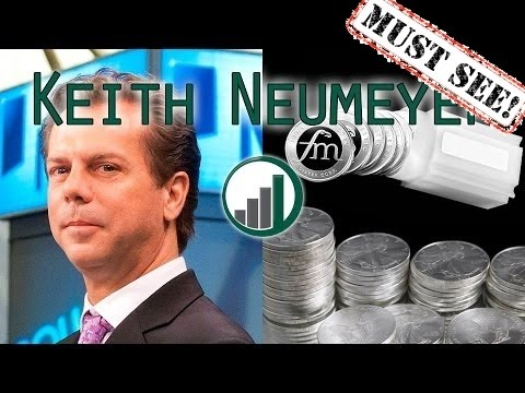"""Neumeyer: Damage Inflicted by Precious Metals Manipulation Is in the """"Multi Billions"""""""