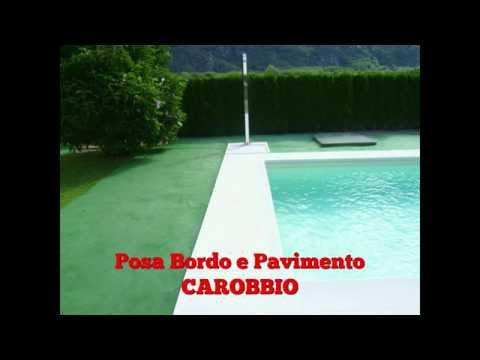 ROCKPOOL - CAROBBIO 2000 Piscine Prefabbricate