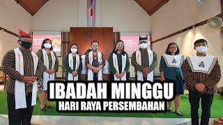 Ibadah Minggu Hari Raya Persembahan I Tahun 2020 | GKJW Jemaat Manukan Surabaya 9 Agustus 2020