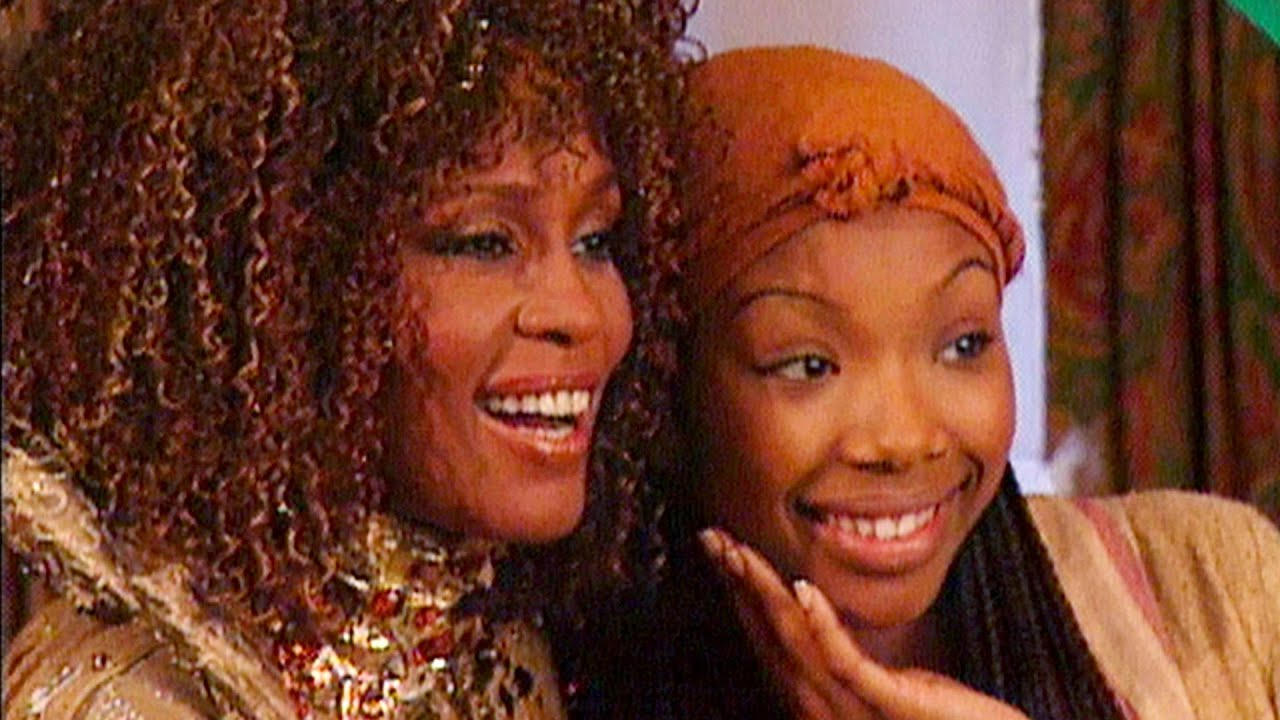 Cinderella: See RARE Behind the Scenes Interviews and Moments With Brandy and Whitney!