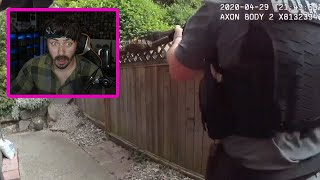 THIS COP IS A ONE TAP GOD - Seattle Police shooting breakdown