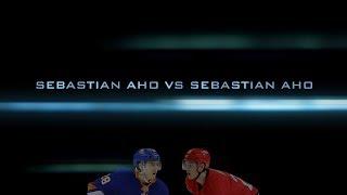 Sebastian Aho vs Sebastian Aho