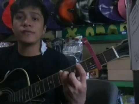 Dahan guitar lesson cover by jireh Lim - YouTube