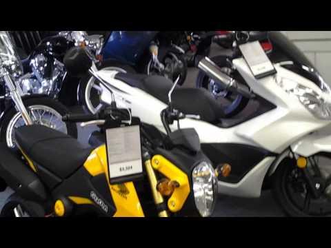 Dealer tour: Sills Motor Sales BMW/Honda in Cleveland Ohio