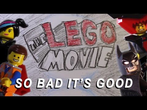 """The LEGO Movie Trailer (""""So Bad It's Good"""" Edition)"""