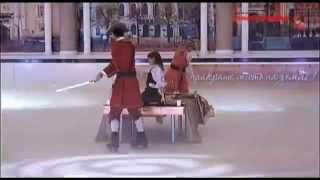 Пираты Карибского моря - Pirates of the Caribbean on ice