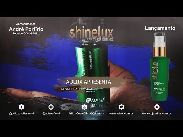 Shine Lux - Spray de brilho