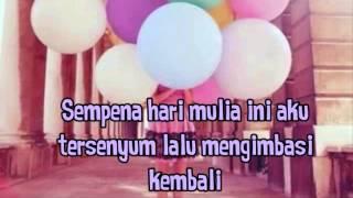 Teman-The lion story-LIRIK-