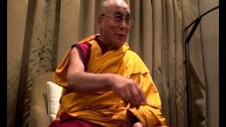 Далай-лама о Ленине, водке и почему все люди одинаковы