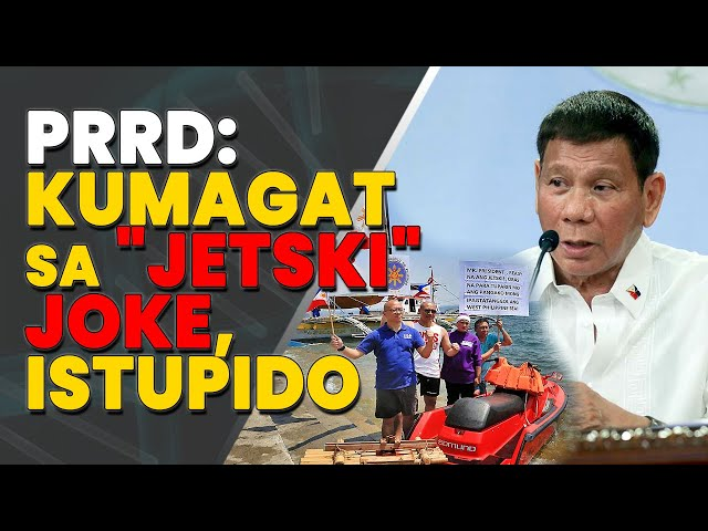 Pang. Duterte: Kumagat sa