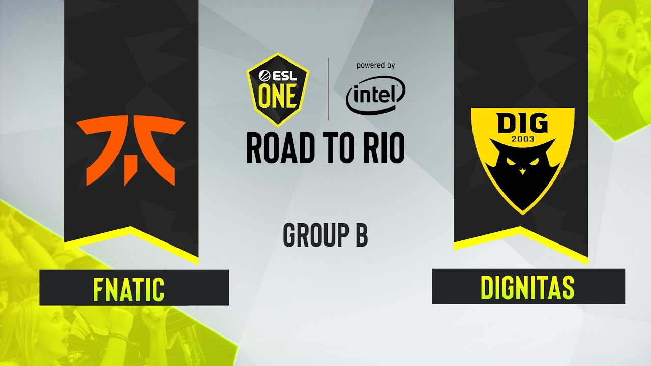 Cs Go Road To Rio