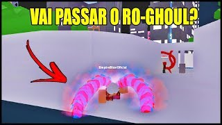 (NEW CODE) TESTING THE NEW RO-GHOUL AT ROBLOX!! Ghouls: Bloody Nights