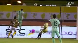 الاهلي  2 × 0 احد | أهداف المباراة