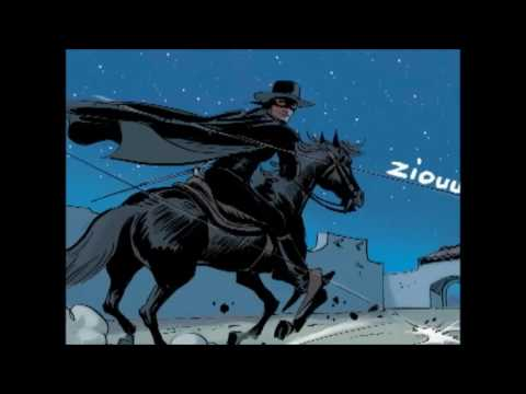 Zorro Par Jean Pape Youtube