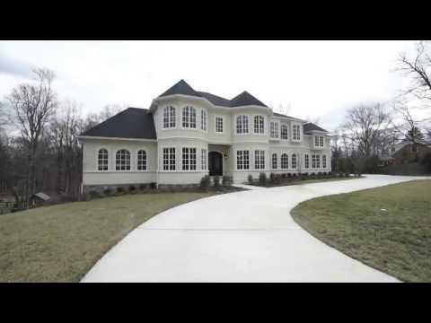 Horseshoe Model - Luxury Custom Home - Potomac, MD