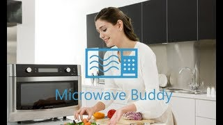 The Microwave Buddy Windows Phone App