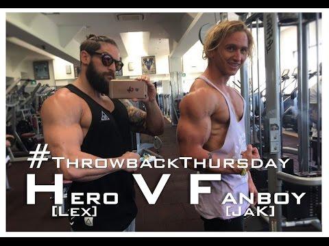 #throwback-thursday---hero-v-fanboy-training-session