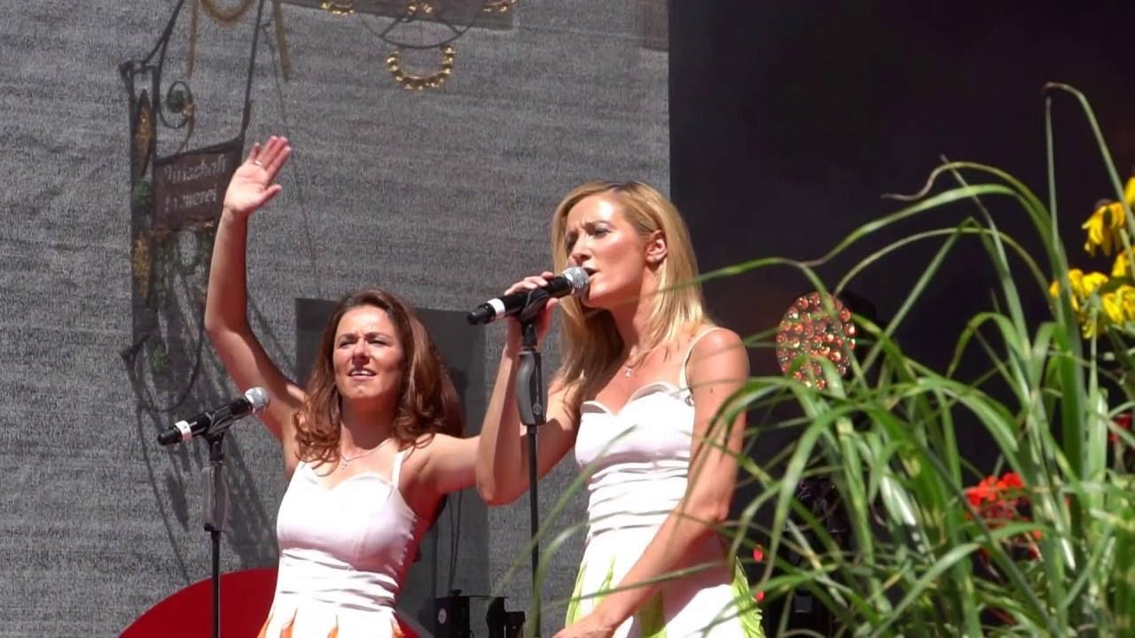 Sigrid und Marina - Medley mit bekannten Schweizer Liedern