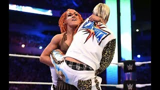 Intergender Match Set For WWE Smackdown Live On 11/7